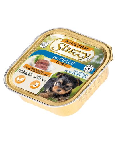 STUZZY Mister Dog hrană umedă pentru câini juniori, cu pui 150 g imagine