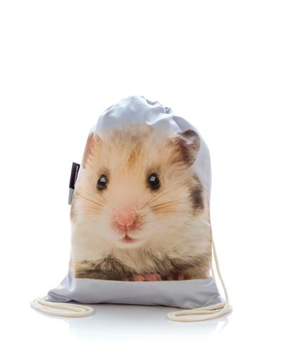 FERA Rucsac cu imprimeu, Hamster imagine