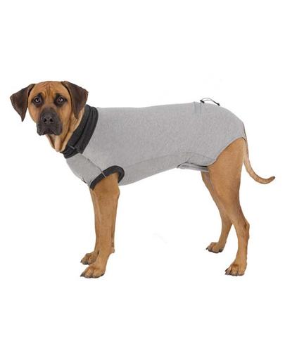 TRIXIE Îmbrăcăminte de protecție pentru câini, gri, XL: 70 cm imagine