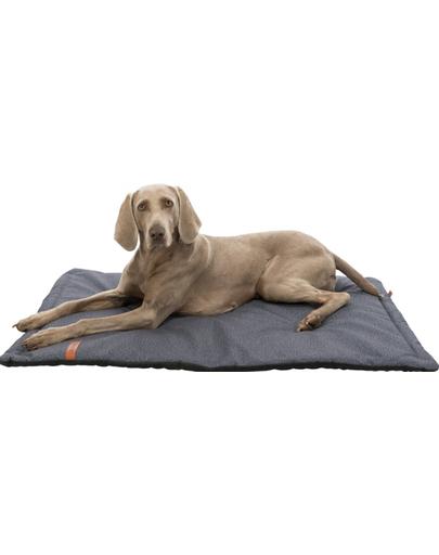 TRIXIE BE NORDIC Saltea pentru câini Föhr Soft 100 x 70 cm, gri imagine