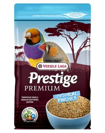 VERSELE-LAGA Tropical Finches Premium hrană pentru păsări exotice 800g imagine