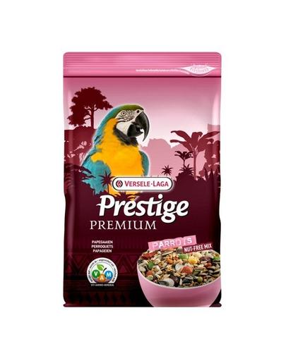 VERSELE-LAGA Parrots Premium hrană pentru papagali mari (fără nuci) 2 kg imagine