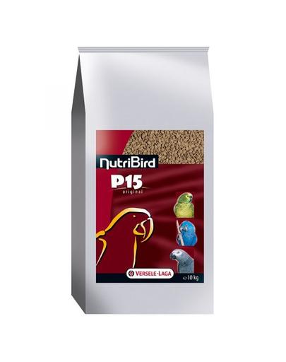 VERSELE-LAGA NutriBird P15 Original 10 kg - granule pentru papagali imagine