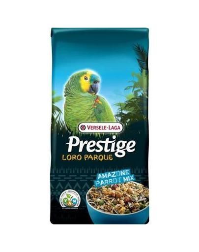 VERSELE-LAGA Amazone Parrot Loro Parque Mix hrană pentru papagalii amazonieni 15 kg imagine