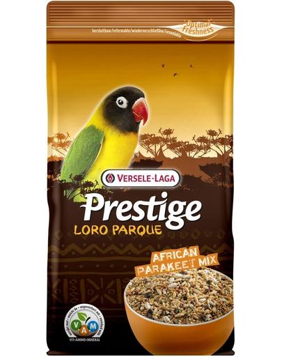 VERSELE-LAGA African Parakeet Loro Parque Mix hrană pentru peruși africani 1kg imagine