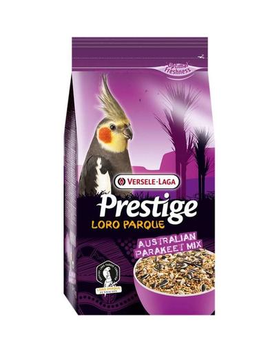 VERSELE-LAGA Australian Parakeet Loro Parque Mix hrană pentru peruși australieni medii 2,5kg imagine