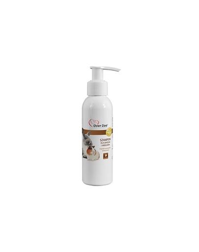 OVER ZOO Șampon pentru rozătoare și iepuri 125 ml imagine