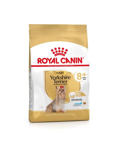 Imagine 100.26 lei - Royal Canin Yorkshire Terrier Adult 8+ Hrana Uscata Caine