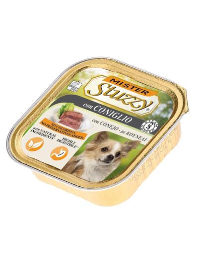 STUZZY Mister Dog hrană umedă pentru câini, cu iepure 150 g imagine