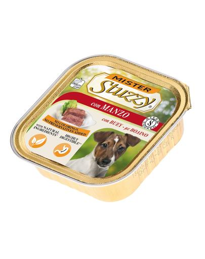 STUZZY Mister Dog hrană umedă pentru câini, cu vită 150 g imagine
