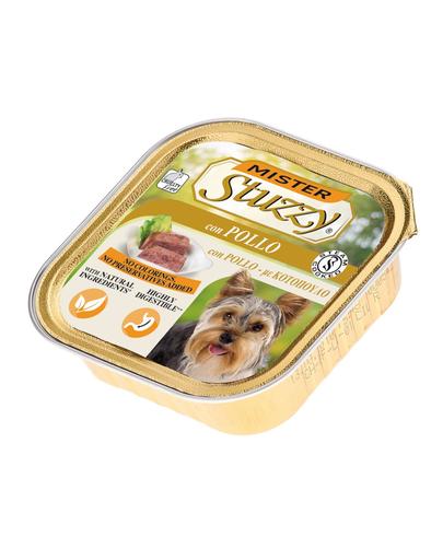 STUZZY Mister Dog hrană umedă pentru câini, cu pui 150 g imagine