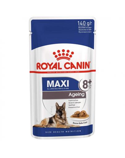 Royal Canin Maxi Ageing 8+ Hrană Umedă Câine 140 g imagine