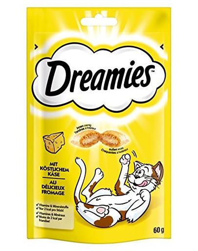 Dreamies Cu Branza 60 G X6