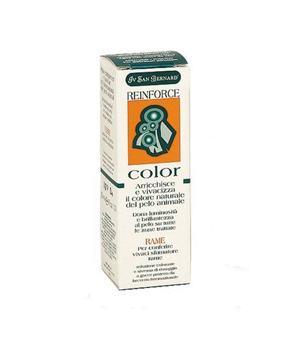 IV SAN BERNARD Reinforce Copper Pigment cupru 30 ml imagine