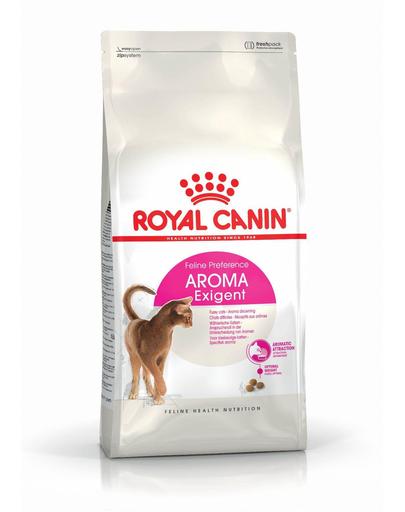 ROYAL CANIN Exigent Aromatic Attraction 20 kg (2 x 10 kg) hrană uscată pentru pisici adulte, pretențioase imagine
