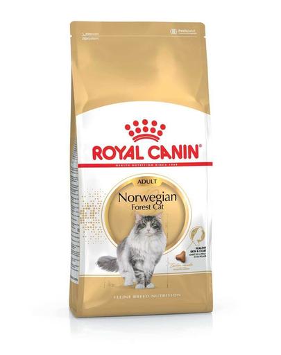 ROYAL CANIN Norwegian Forest Cat 20 kg (2 x 10 kg) hrană uscată pentru pisici adulte Norvegiana de pădure imagine