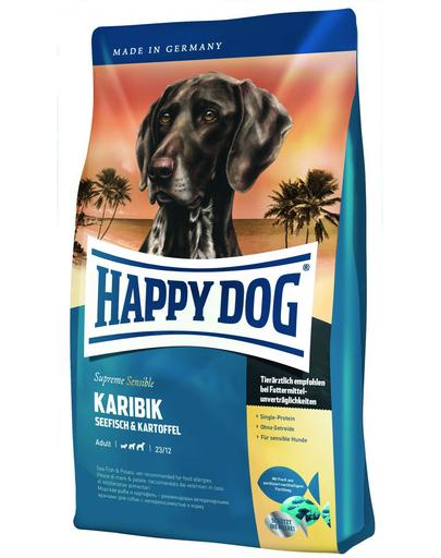 HAPPY DOG Supreme Karibik 25 kg (2 x 12.5 kg) imagine