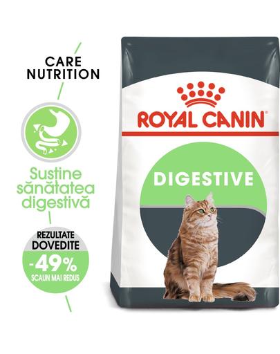 ROYAL CANIN Digestive Care 20 kg (2 X 10 kg) hrană uscată pentru pisici adulte, susține procesul digestiv imagine