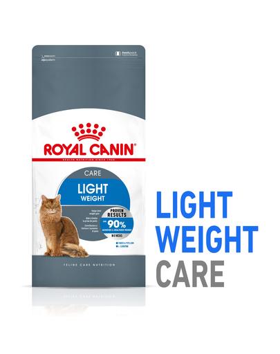 ROYAL CANIN Light Weight Care 16 kg (2 x 8 kg) hrană uscată pentru pisici adulte, menține o greutate corporală sănătoasă imagine