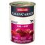 ANIMONDA Grancarno vită și inimi 400 g