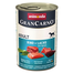 ANIMONDA Grancarno Adult vită, somon și spanac 400 gr