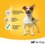PEDIGREE Dentastix pentru câini de talie mică 110 g x 4