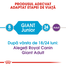 Royal Canin Giant Junior Hrană Uscată Câine 15 kg